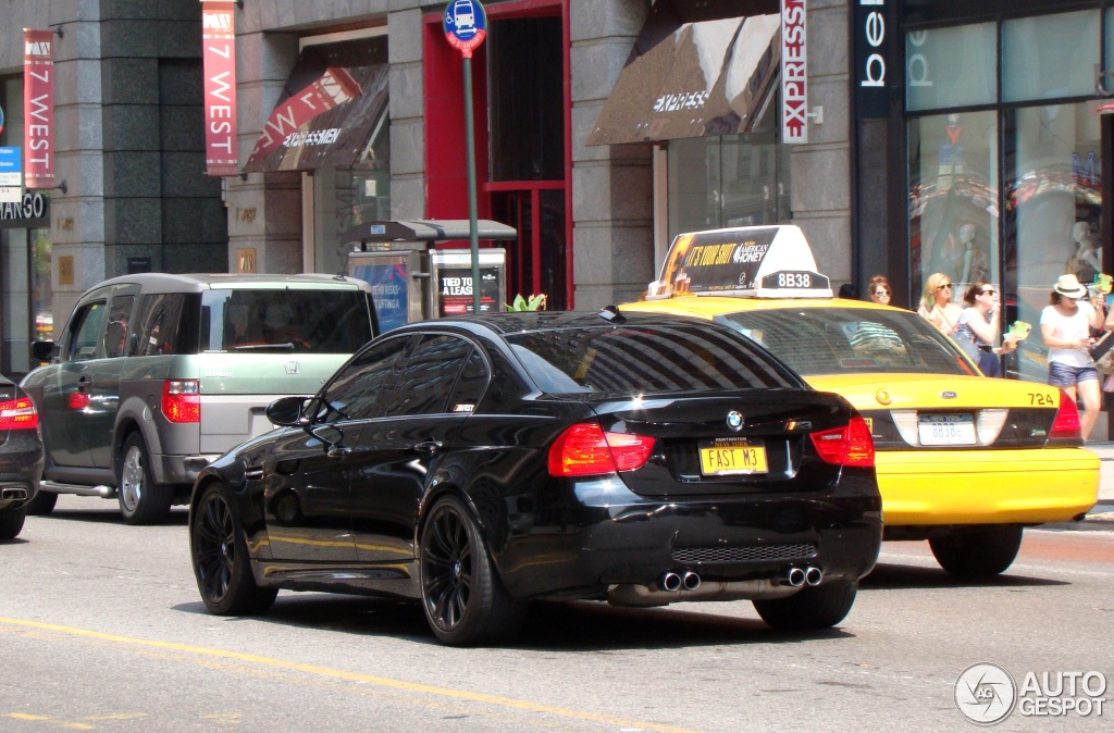 Bmw M3 E90 Sedan 2009 30 July 2013 Autogespot