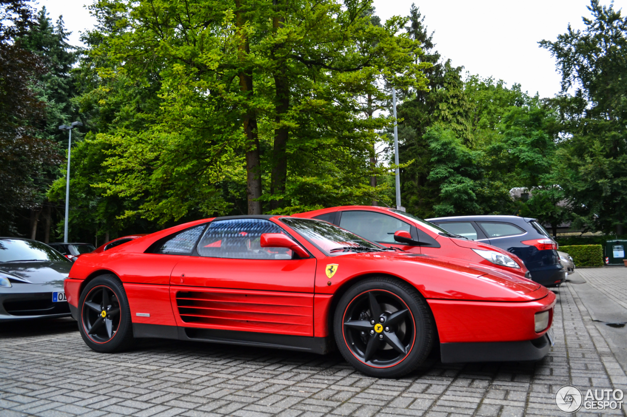 ferrari 348 ts 30 july 2013 autogespot. Black Bedroom Furniture Sets. Home Design Ideas