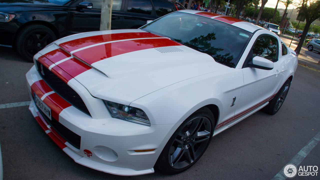 Ford Mustang Shelby Gt500 2010 30 Julio 2013 Autogespot