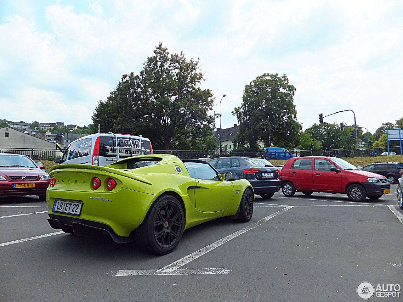 lotus elise s3 sc 30 july 2013 autogespot. Black Bedroom Furniture Sets. Home Design Ideas