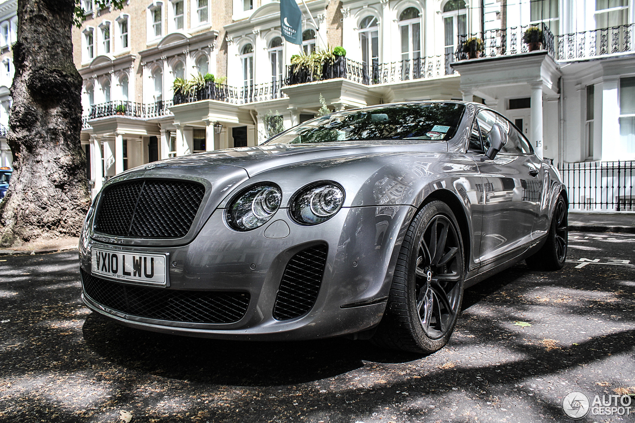 bentley continental supersports coup 31 july 2013 autogespot. Cars Review. Best American Auto & Cars Review