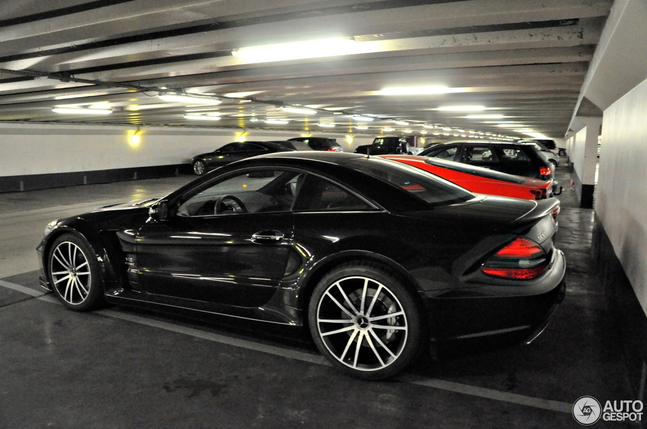 Mercedes benz sl 65 amg black series 31 july 2013 for Mercedes benz sl65 amg black series price