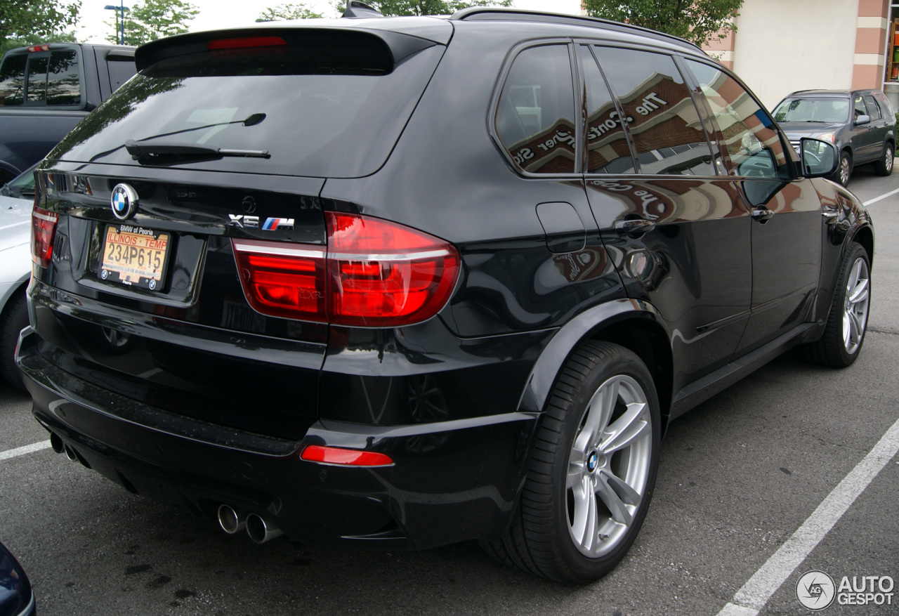 Bmw X5 M 1 August 2013 Autogespot