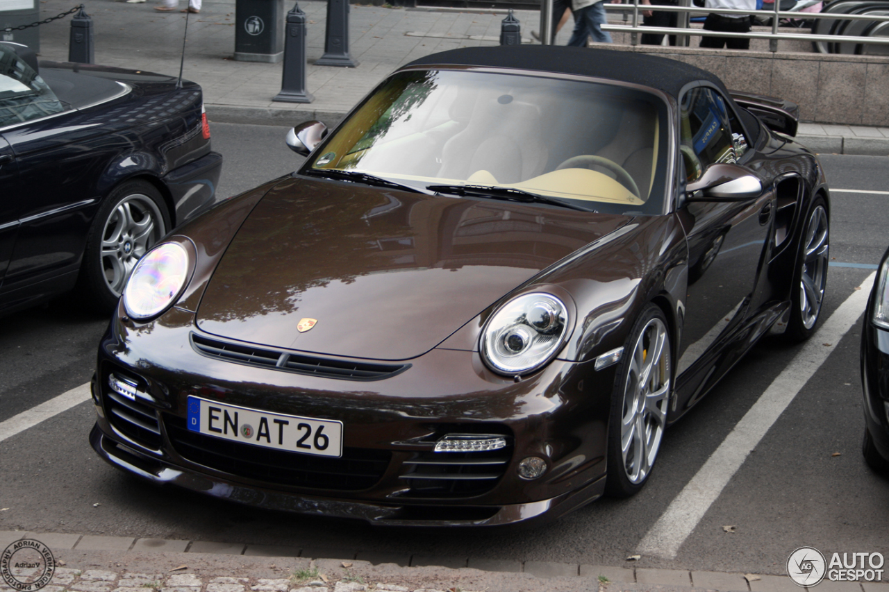 porsche 997 turbo s cabriolet techart 1 august 2013 autogespot. Black Bedroom Furniture Sets. Home Design Ideas