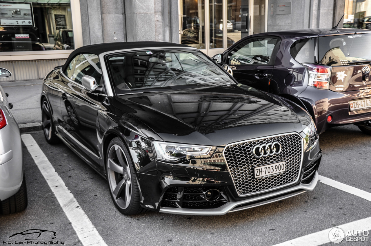audi rs5 cabriolet b8 2 august 2013 autogespot. Black Bedroom Furniture Sets. Home Design Ideas