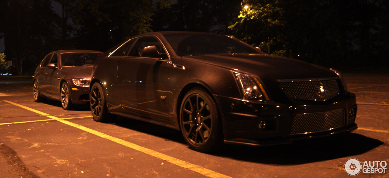 cadillac cts v coup 2 august 2013 autogespot. Black Bedroom Furniture Sets. Home Design Ideas