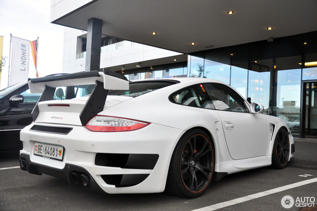Porsche 997 Techart Gt Street Rs 2 August 2013 Autogespot