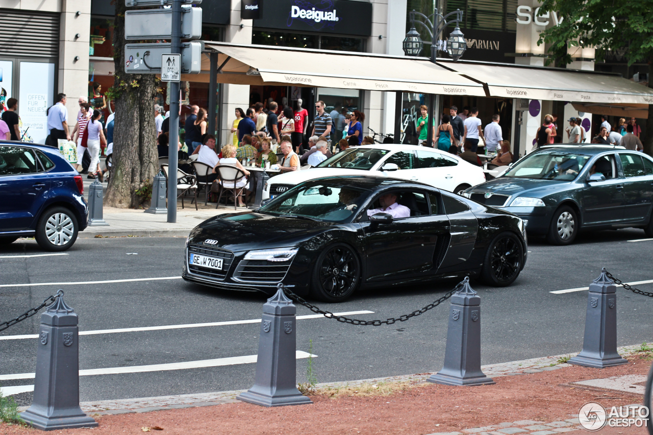 Audi R8 V10 Plus 2013  3 August 2013  Autogespot
