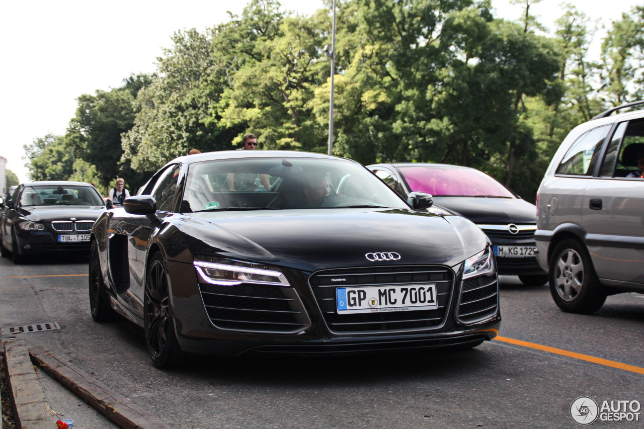 Audi R8 V10 Plus 2013 3 August 2013 Autogespot