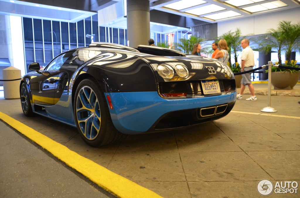 bugatti veyron 16 4 grand sport vitesse 3 august 2013 autogespot. Black Bedroom Furniture Sets. Home Design Ideas