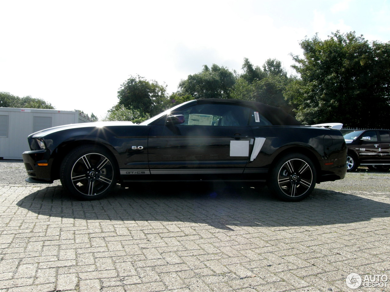 ford mustang gt california special convertible 2012 3 august 2013 autogespot. Black Bedroom Furniture Sets. Home Design Ideas
