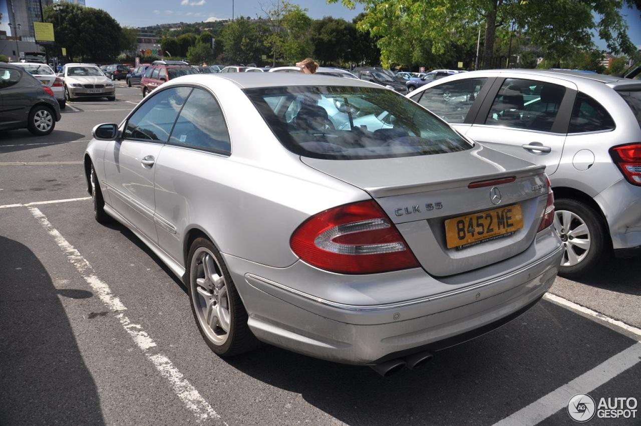 Mercedes benz clk 55 amg 3 august 2013 autogespot for Mercedes benz clk 2013