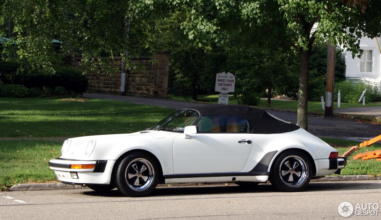 porsche 930 speedster 3 august 2013 autogespot. Black Bedroom Furniture Sets. Home Design Ideas