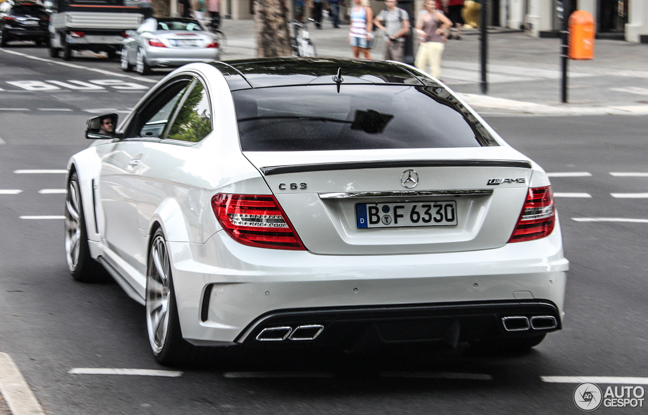 Mercedes Benz C 63 Amg Coup 233 4 August 2013 Autogespot