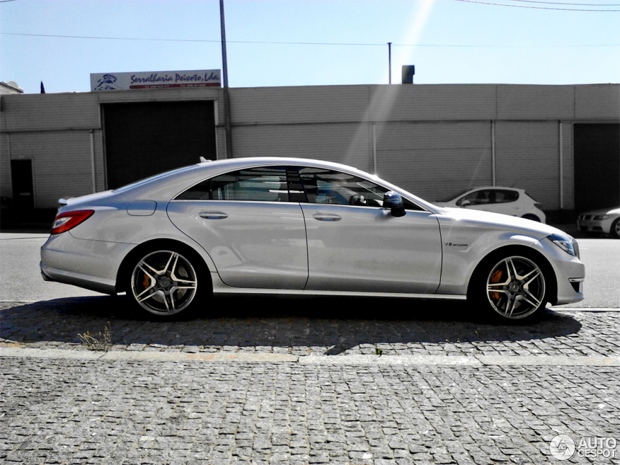 Mercedes benz cls 63 amg c218 4 august 2013 autogespot for 2013 mercedes benz cls 63 amg