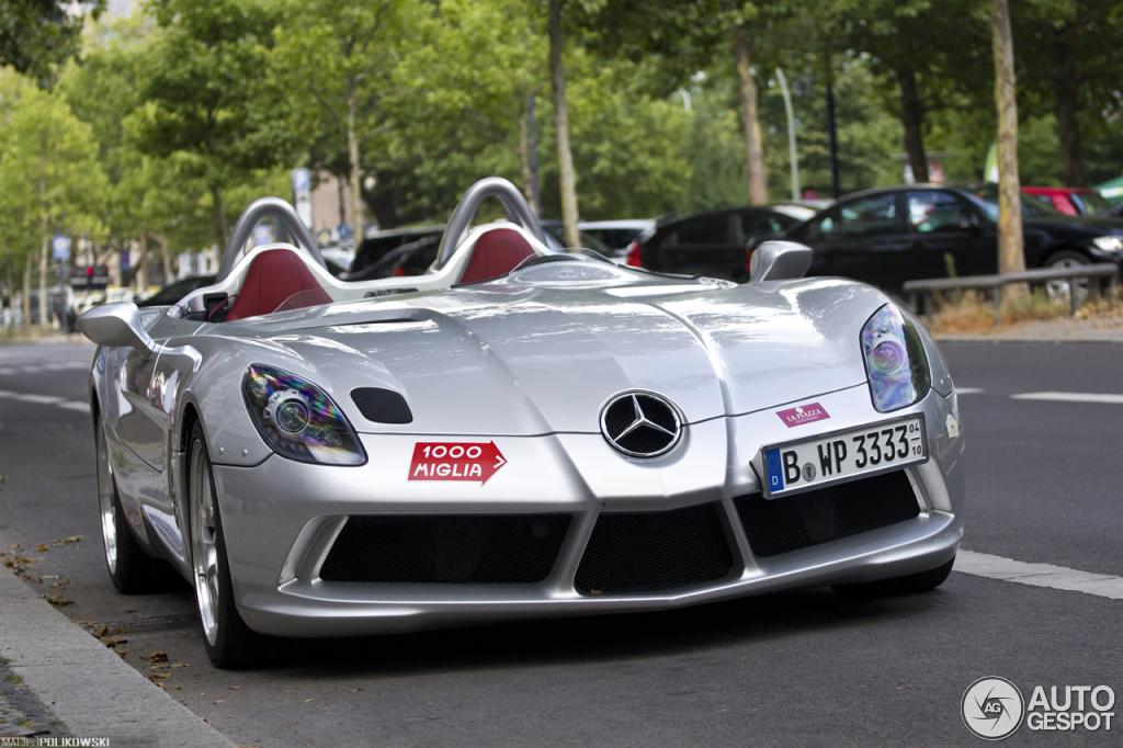 Mercedes Benz Slr Mclaren Stirling Moss 4 August 2013
