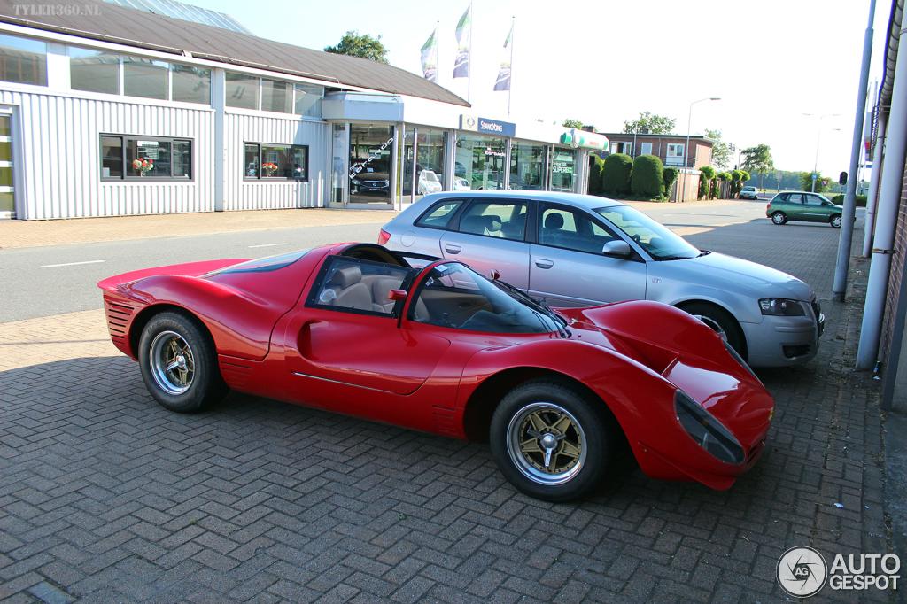 Ferrari 330 P4 By Noble 5 Augustus 2013 Autogespot