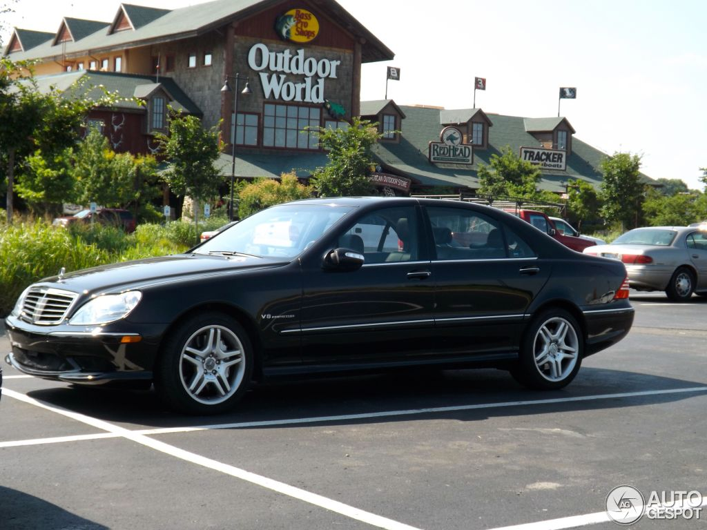 Mercedes benz s 55 amg w220 kompressor 5 august 2013 for Mercedes benz of seattle