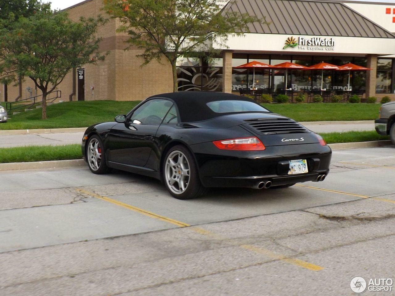 Porsche 997 Carrera S Cabriolet MkI - 5 August 2013 - Auspot on rotiform porsche, poor man's porsche, white porsche, million-dollar porsche, taken 3 porsche, cool porsche, black porsche, brown porsche,