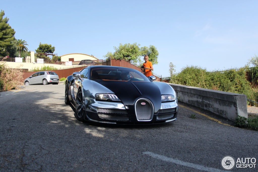 bugatti veyron 16 4 grand sport vitesse 6 august 2013 autogespot. Black Bedroom Furniture Sets. Home Design Ideas