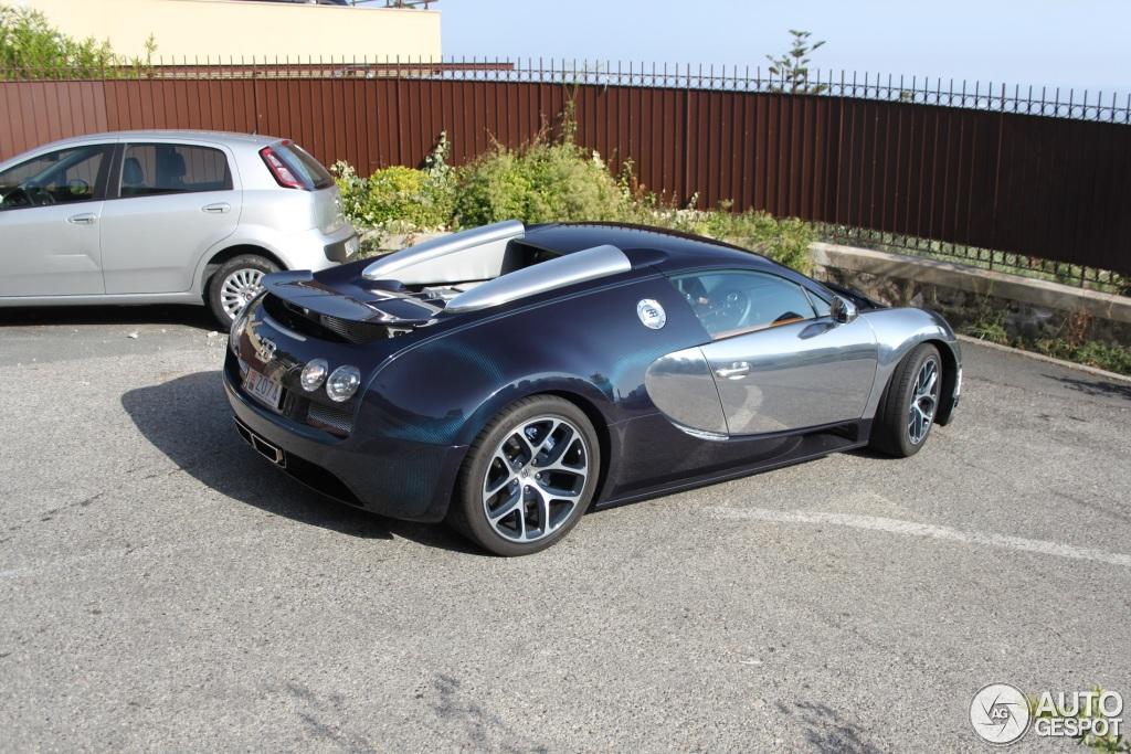 bugatti veyron 16 4 grand sport vitesse 6 august 2013. Black Bedroom Furniture Sets. Home Design Ideas