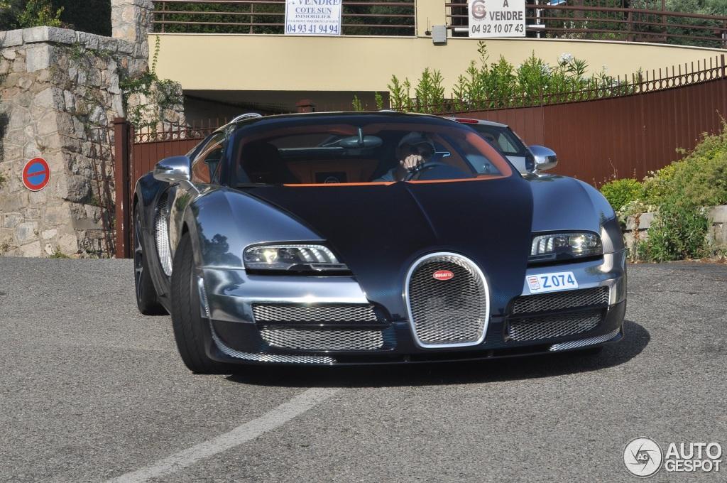 bugatti veyron 16 4 grand sport vitesse 6 agosto 2013 autogespot. Black Bedroom Furniture Sets. Home Design Ideas