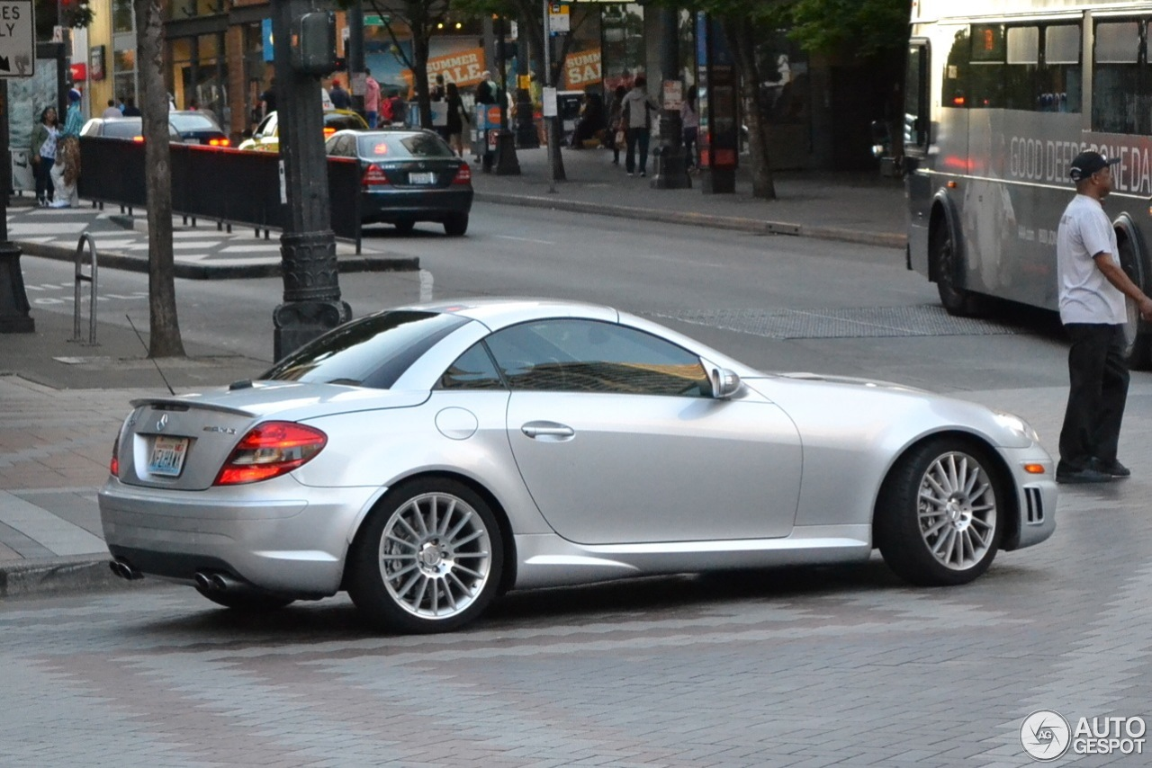 Mercedes Benz Slk 55 Amg R171 6 August 2013 Autogespot