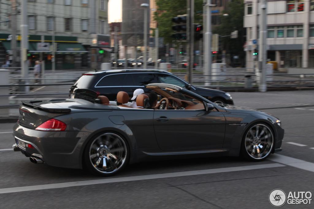Bmw M6 E64 Cabriolet 7 August 2013 Autogespot