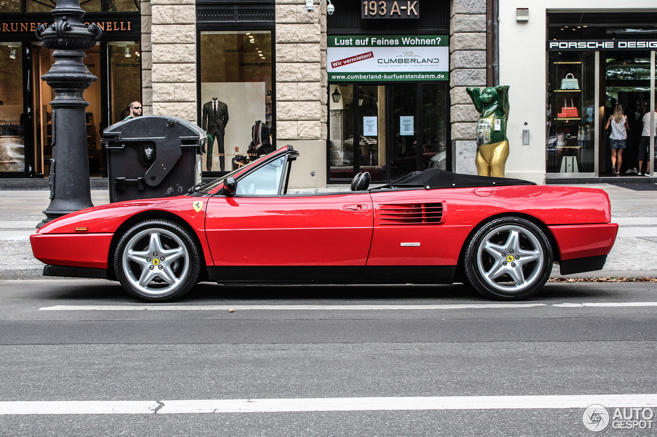 ferrari mondial t cabriolet 7 august 2013 autogespot. Black Bedroom Furniture Sets. Home Design Ideas