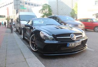 Mercedes-Benz SL 55 AMG AC Tuning
