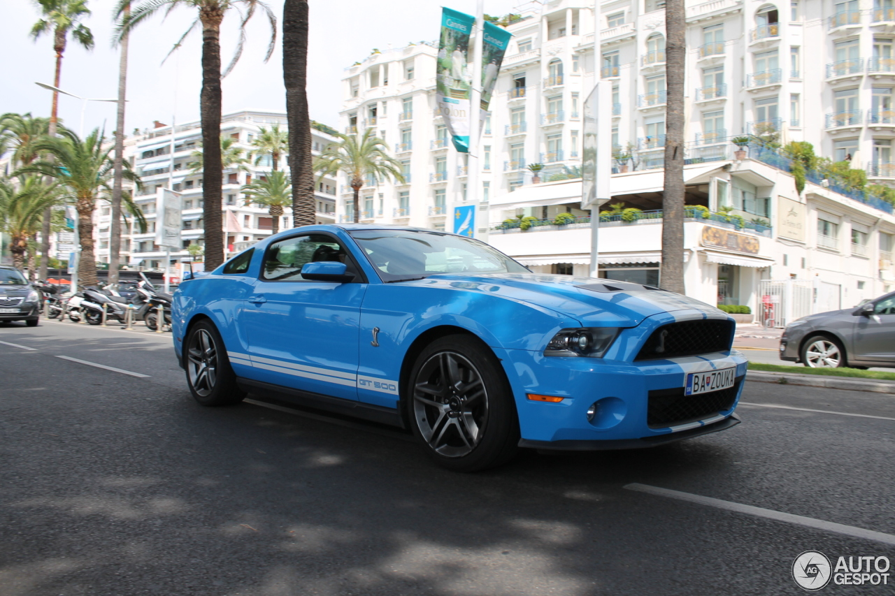 ford mustang shelby gt500 2011 8 august 2013 autogespot. Black Bedroom Furniture Sets. Home Design Ideas
