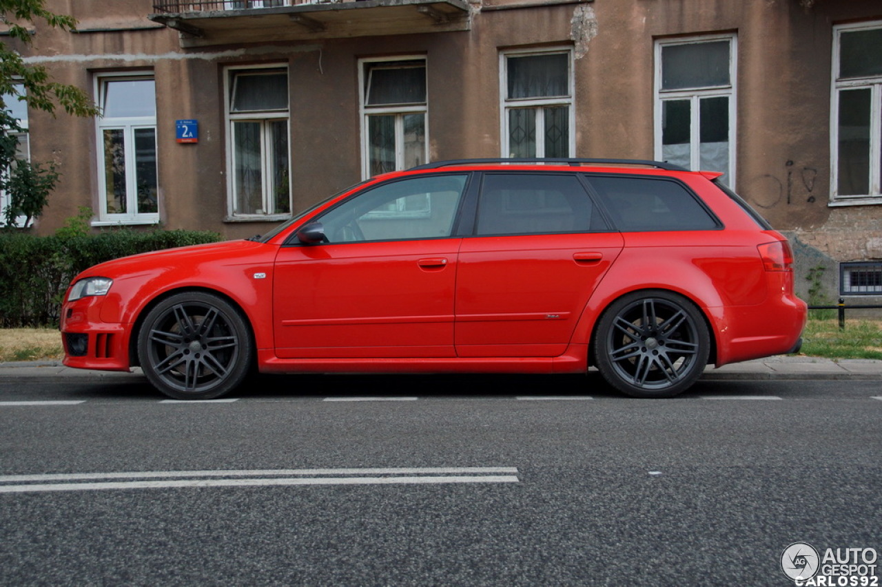 audi rs4 avant b7 9 sierpie 2013 autogespot. Black Bedroom Furniture Sets. Home Design Ideas