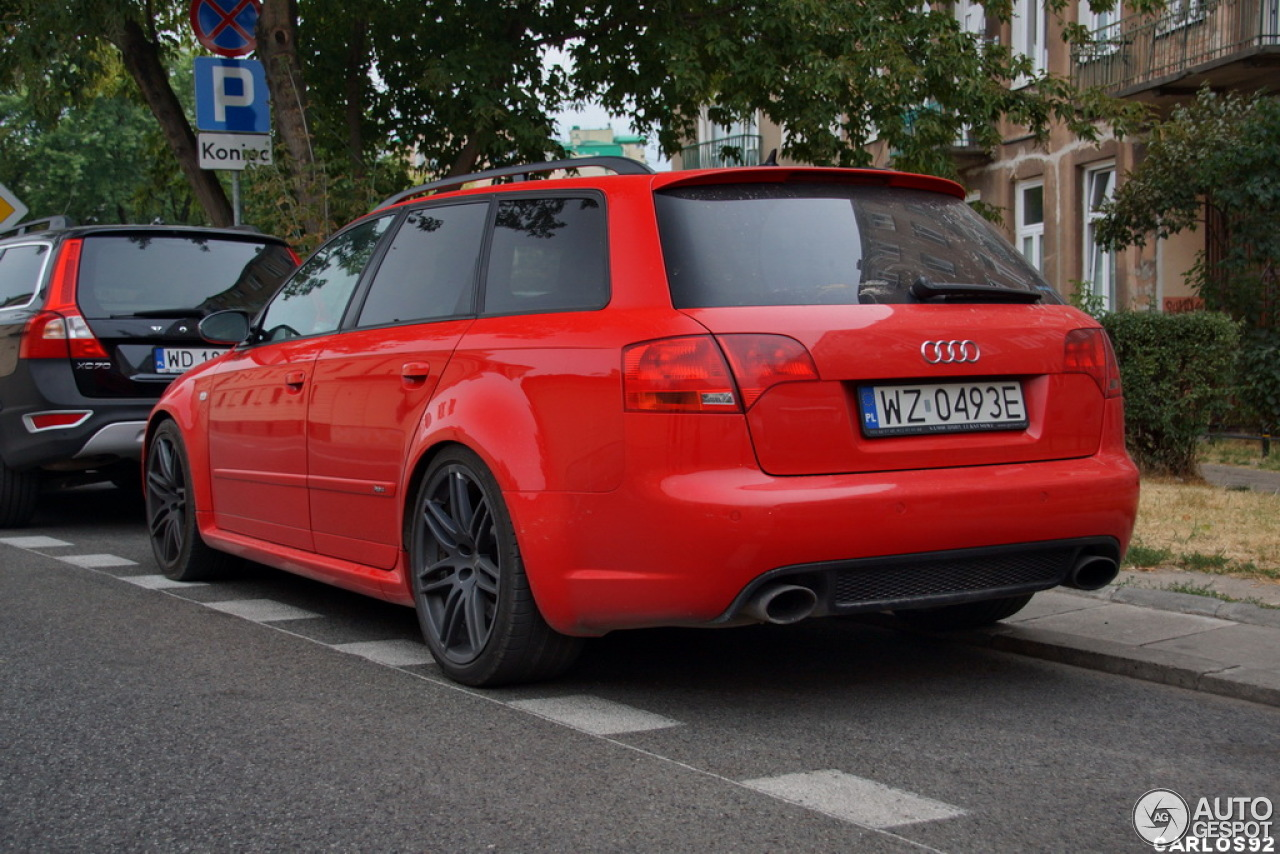 audi rs4 avant b7 9 august 2013 autogespot. Black Bedroom Furniture Sets. Home Design Ideas