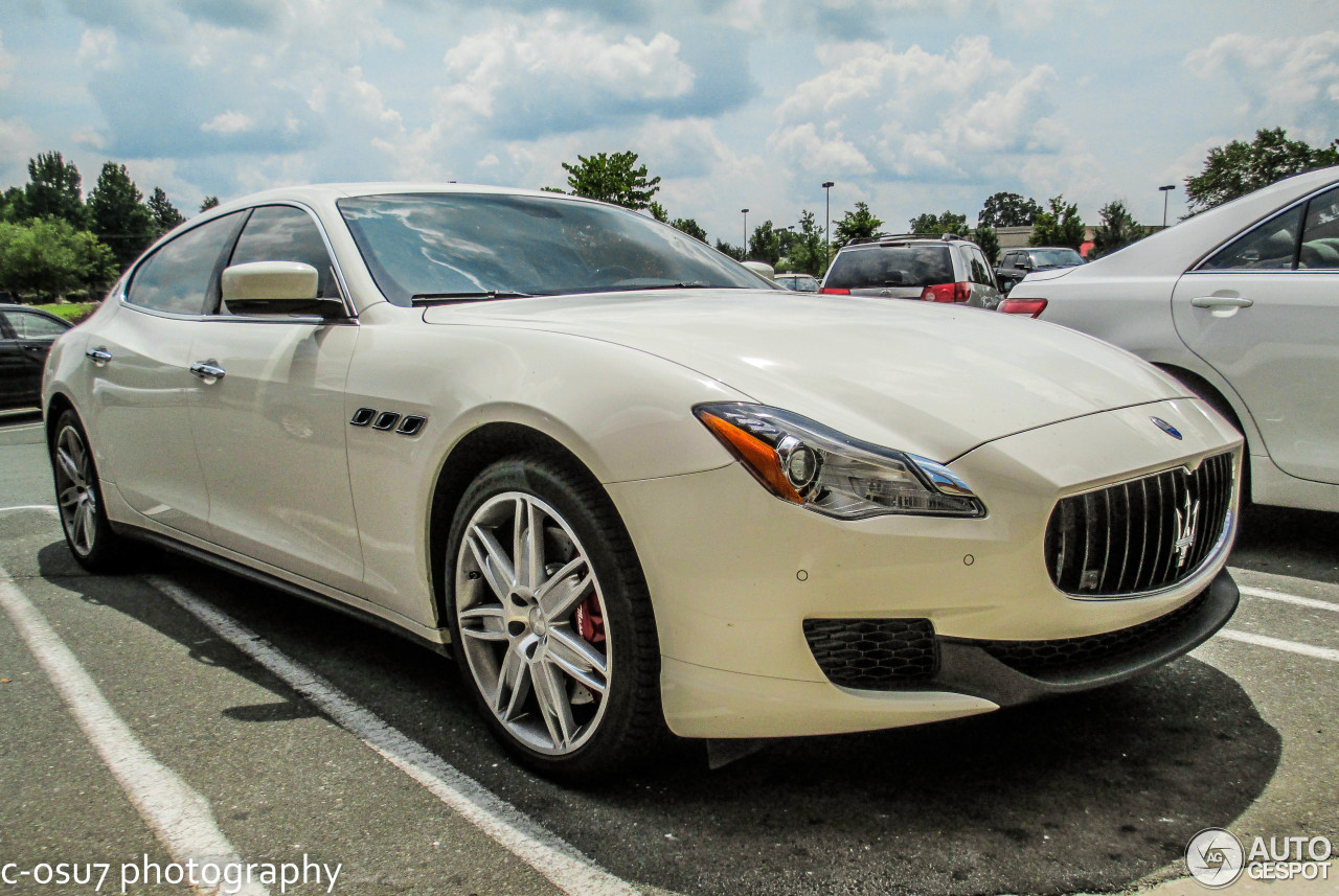 maserati quattroporte gts 2013 9 august 2013 autogespot. Black Bedroom Furniture Sets. Home Design Ideas