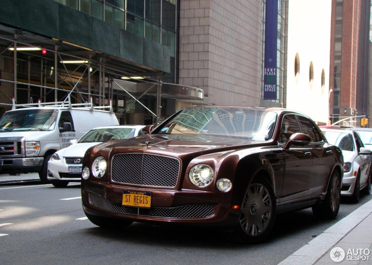 Bentley Mulsanne 2009 10 August 2013 Autogespot