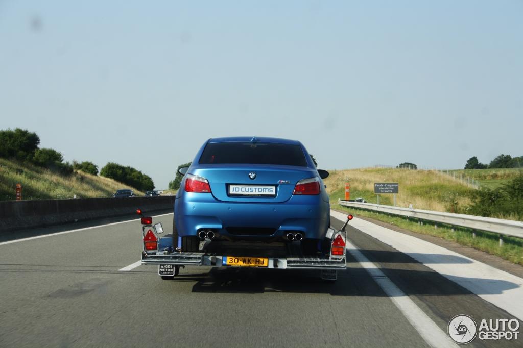 BMW M5 E60 2005 - 10 August 2013 - Autogespot