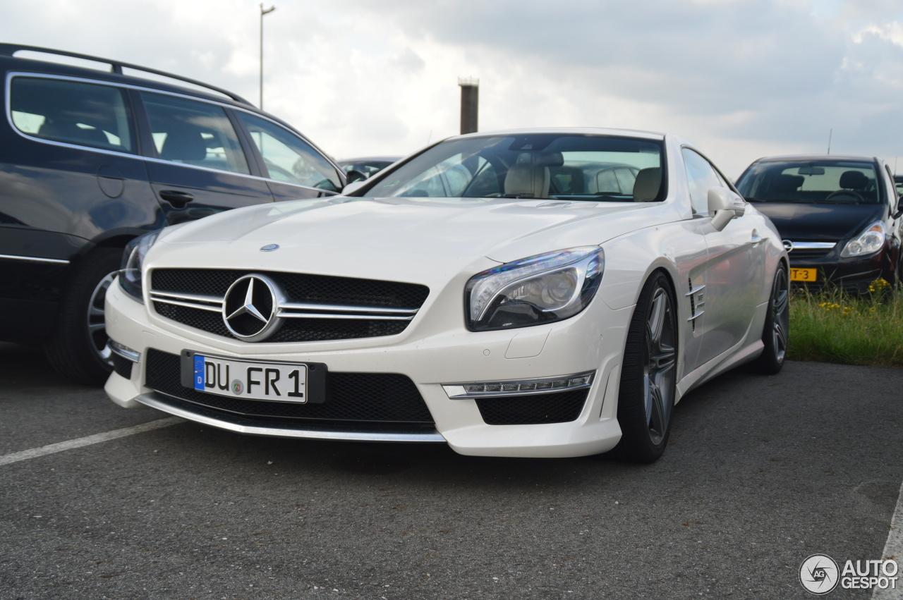Mercedes benz sl 63 amg r231 10 august 2013 autogespot for Mercedes benz sl 63 amg