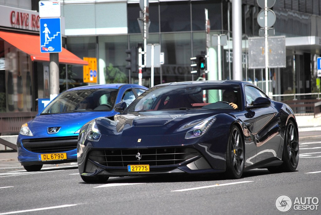 Ferrari F12berlinetta 12 August 2013 Autogespot