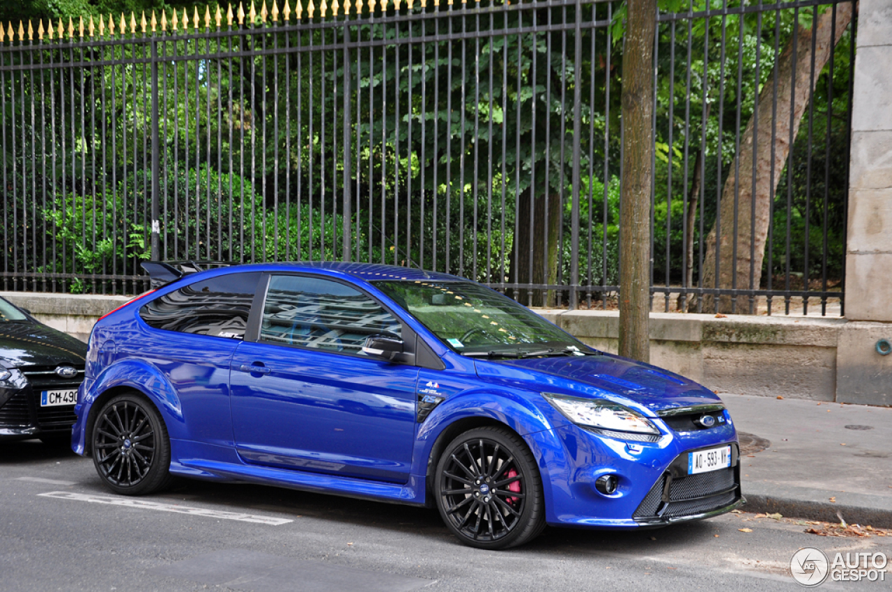 ford focus rs 2009 12 august 2013 autogespot. Black Bedroom Furniture Sets. Home Design Ideas