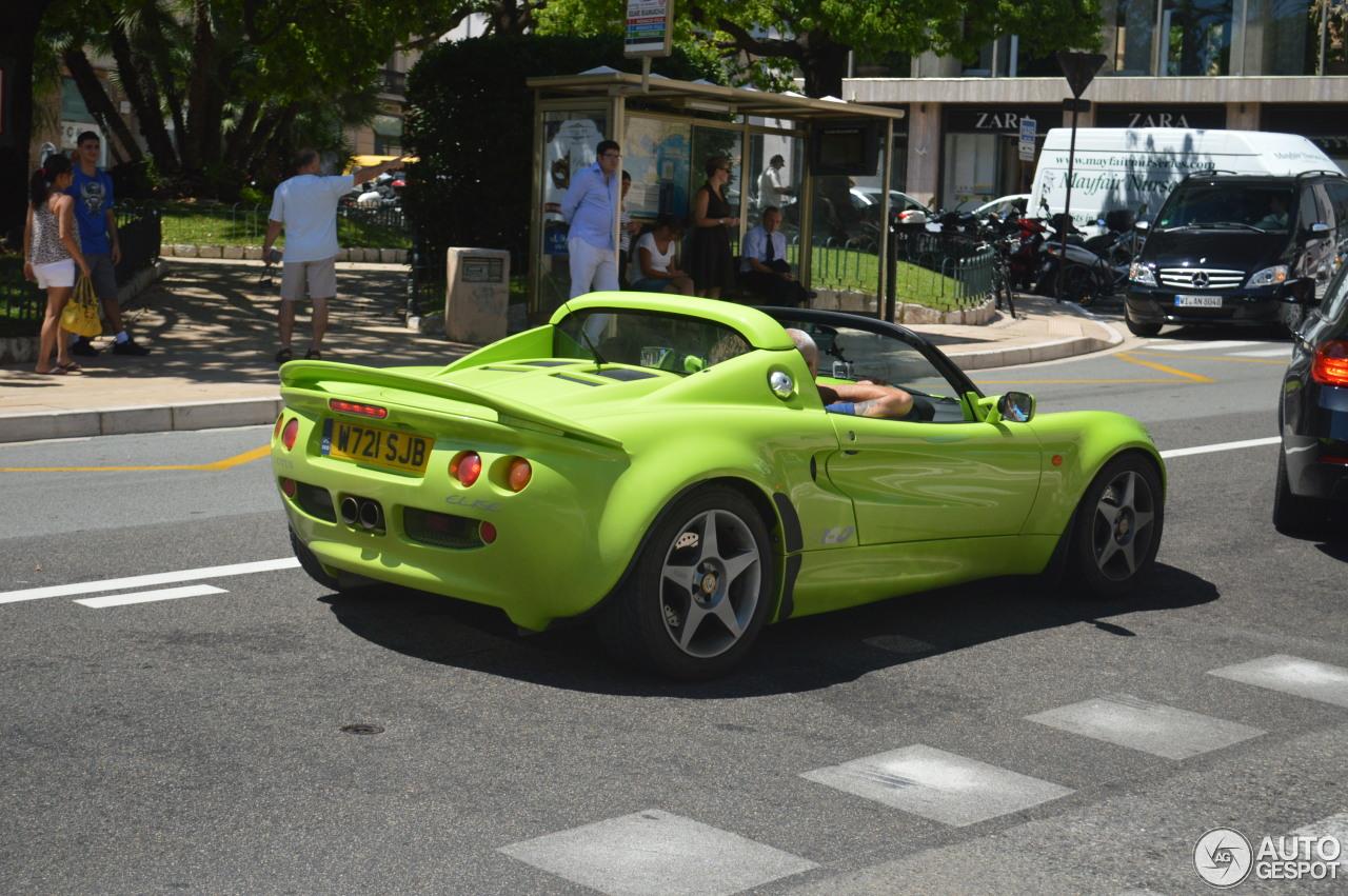 lotus elise sport 160 12 augustus 2013 autogespot. Black Bedroom Furniture Sets. Home Design Ideas