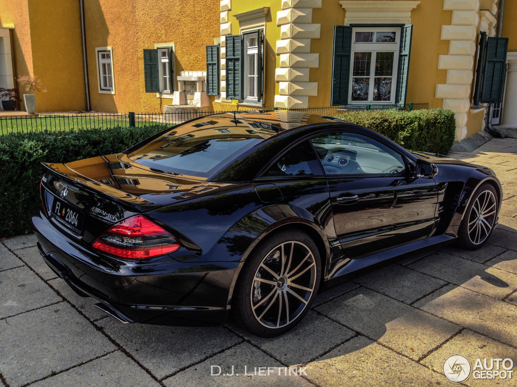 Mercedes benz sl 65 amg black series 12 august 2013 for Mercedes benz sl65 amg black series for sale