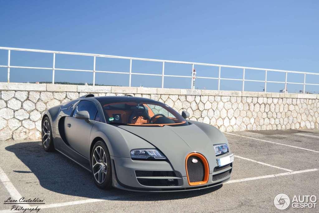bugatti veyron 16 4 grand sport vitesse 13 august 2013. Black Bedroom Furniture Sets. Home Design Ideas