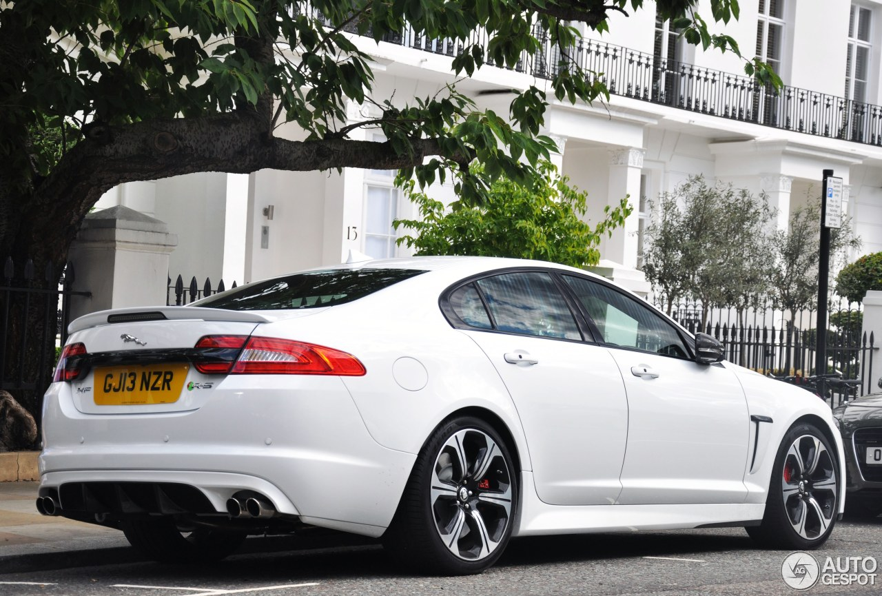jaguar xfr s 13 august 2013 autogespot. Black Bedroom Furniture Sets. Home Design Ideas