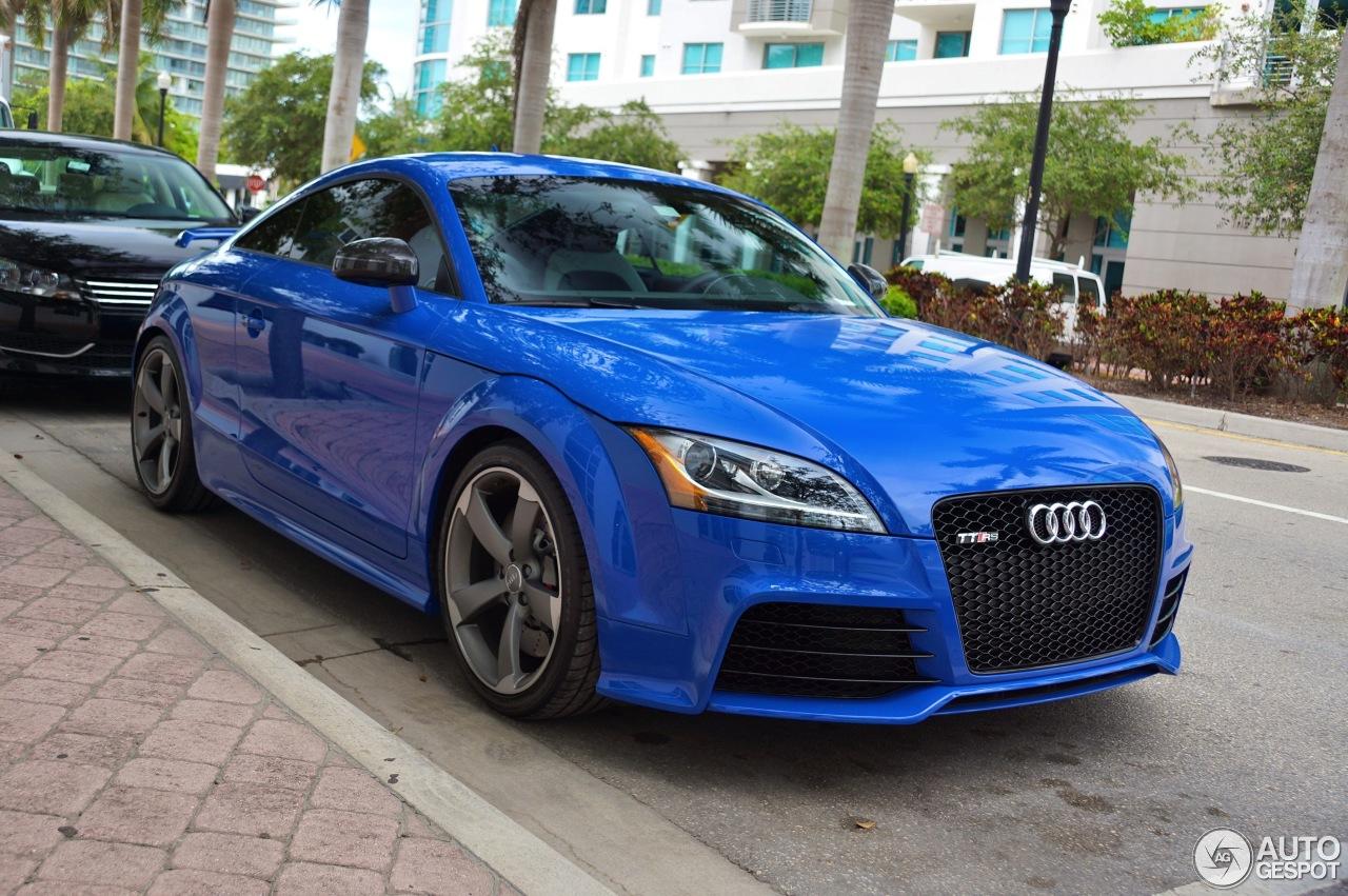 Audi Tt Rs Plus 14 August 2013 Autogespot