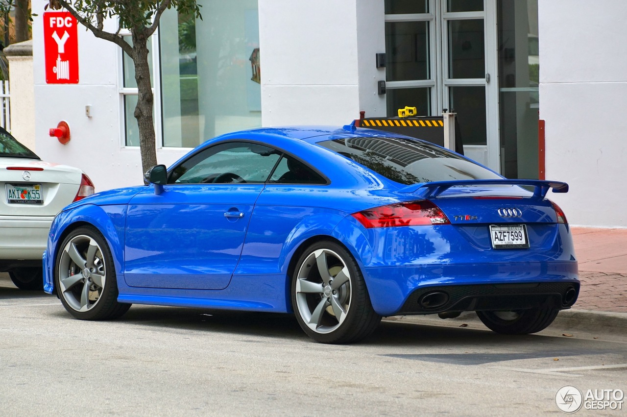 Audi Tt Rs Plus 14 August 2013 Autogespot