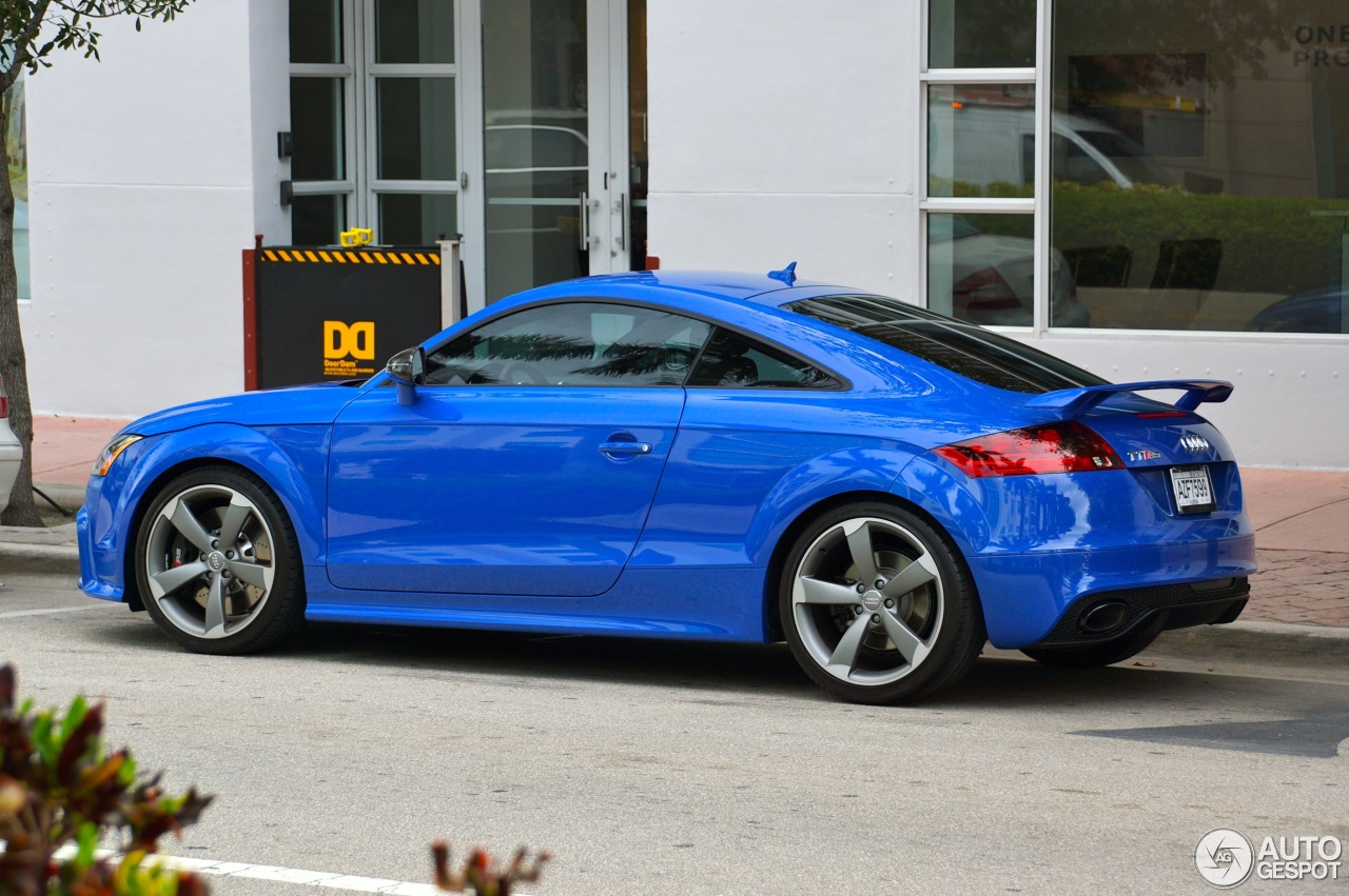 Audi Tt Rs Plus 14 Ao 251 T 2013 Autogespot