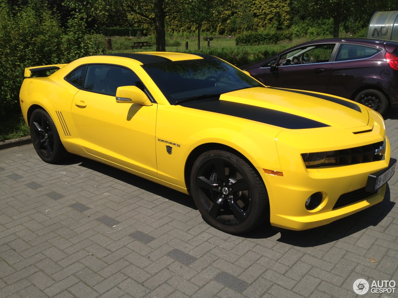 2012 chevrolet camaro transformers 3 edition for sale camaro5 html autos weblog. Black Bedroom Furniture Sets. Home Design Ideas
