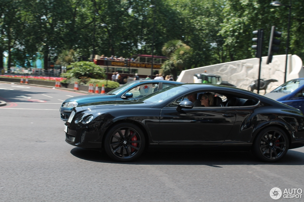 bentley continental supersports coup 16 august 2013 autogespot. Cars Review. Best American Auto & Cars Review