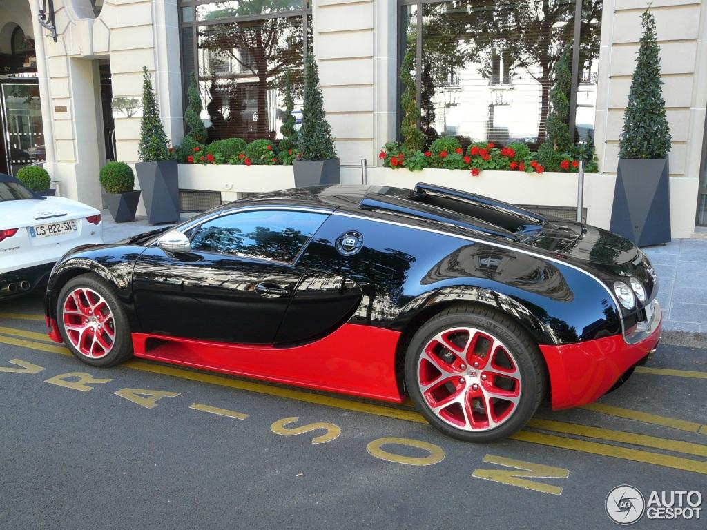 bugatti veyron 16 4 grand sport vitesse 16 august 2013. Black Bedroom Furniture Sets. Home Design Ideas