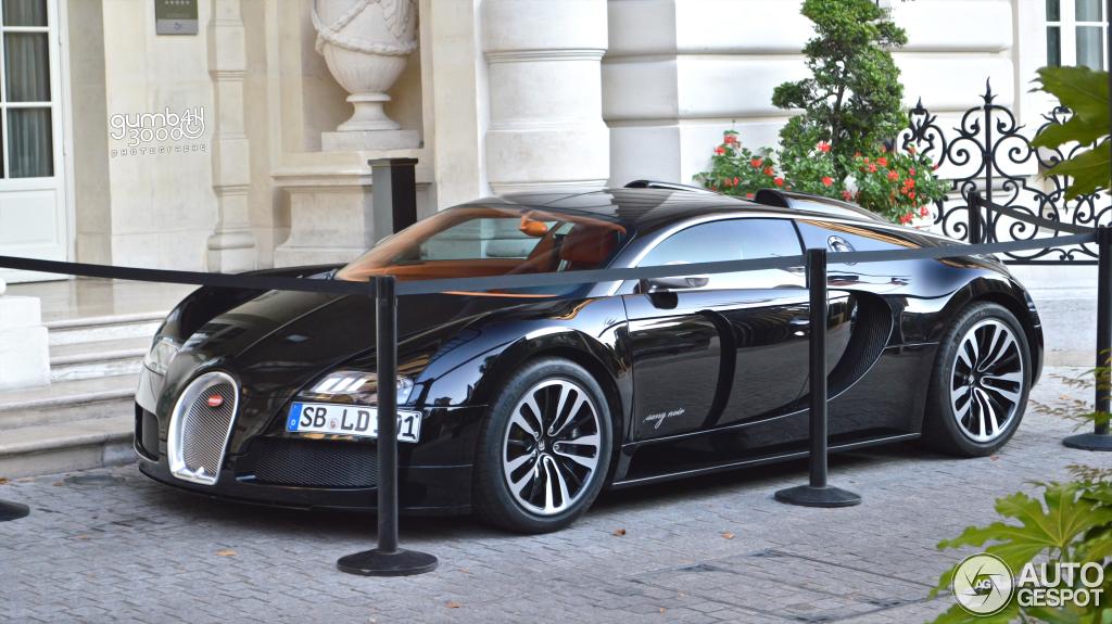 Bugatti Veyron 16.4 Sang Noir - 16 August 2013 - Autogespot